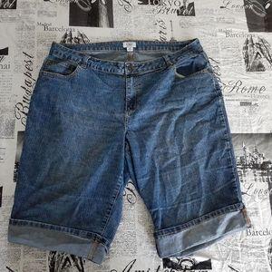 Cato plus size shorts